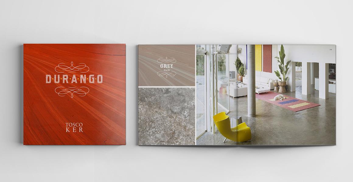 grafica catalogo tuscania