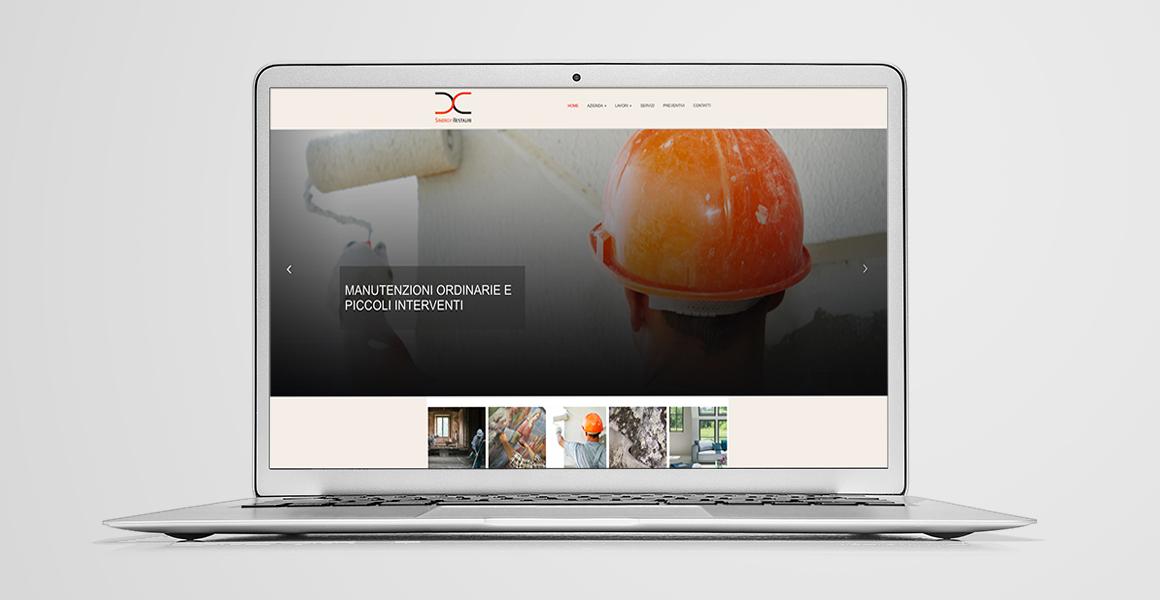 sito web sinergy restauri