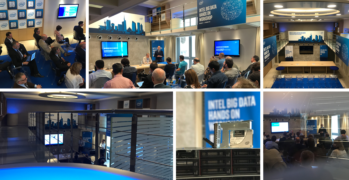 Evento Big Data Intel