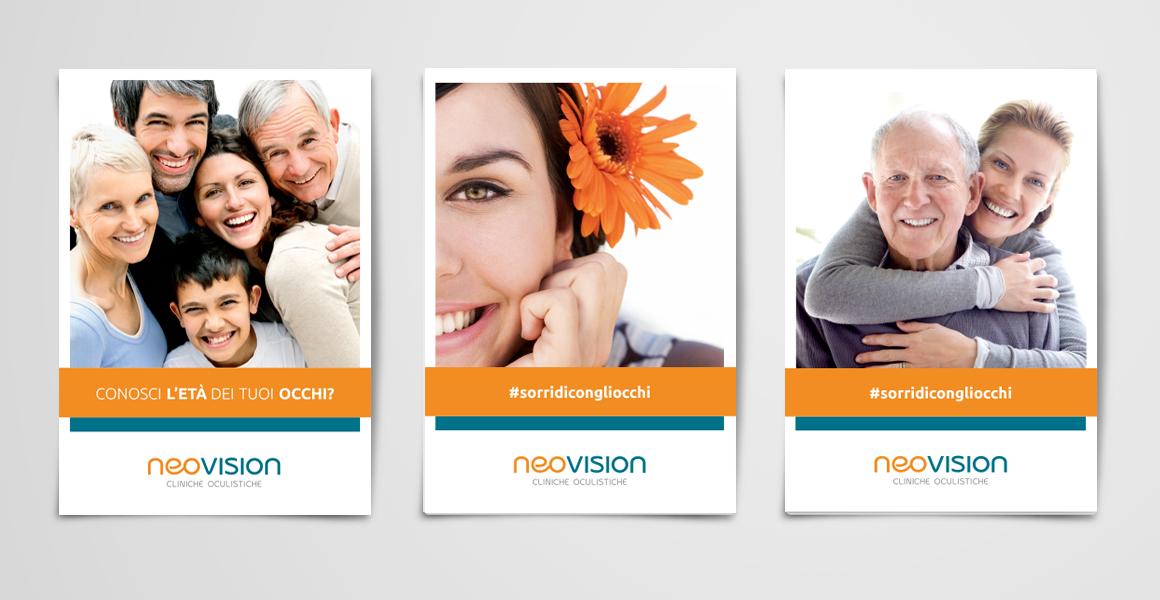 Cartellina aziendale Neovision