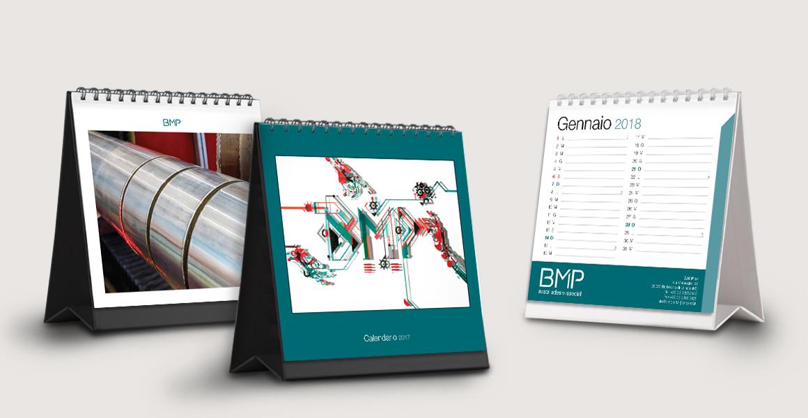 Realizzazione calendari aziendali