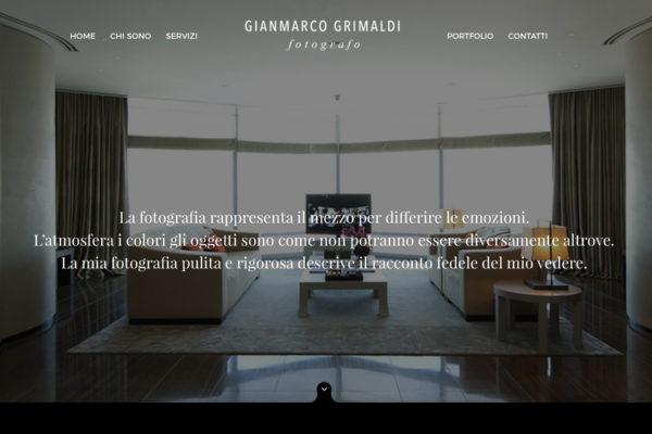 Gianmarco Grimaldi Fotografo