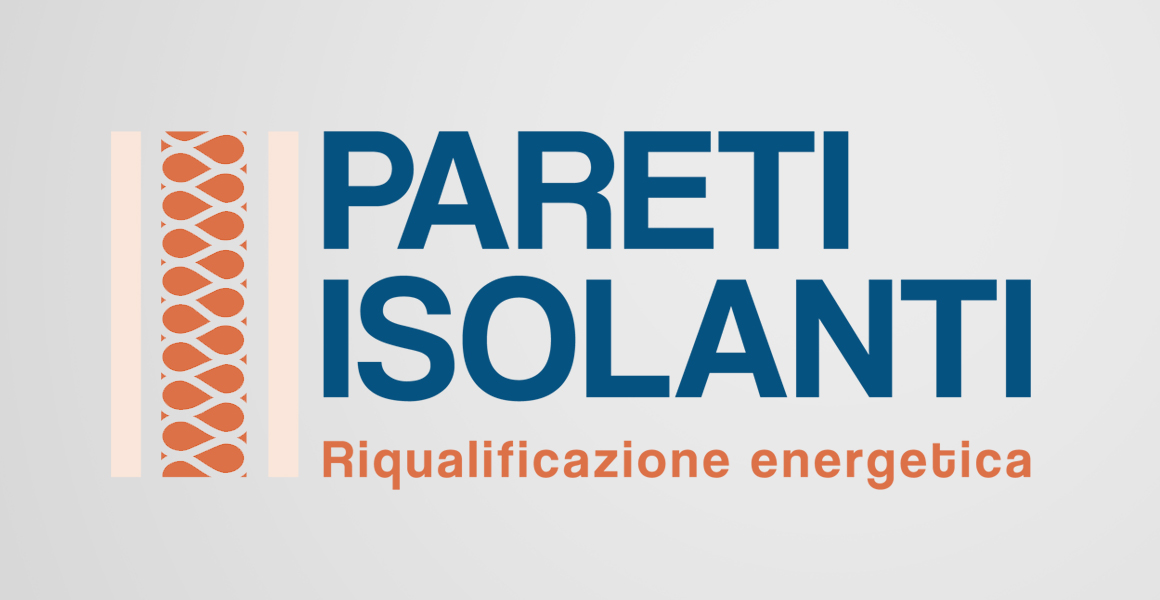 progettazione logotipo pareti isolanti