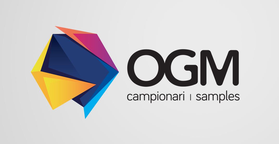 progettazione logo ago campionari
