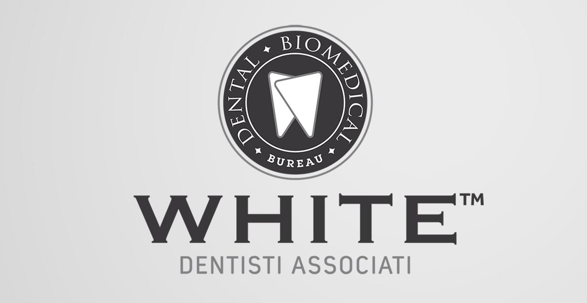 progettazione logotipo white