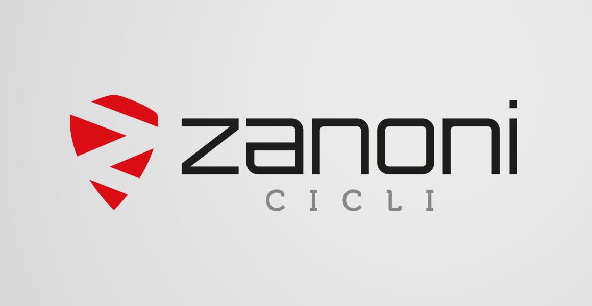 realizzazione logotipo zanoni cicli
