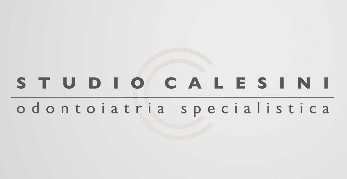 Progettazione logo Calesini