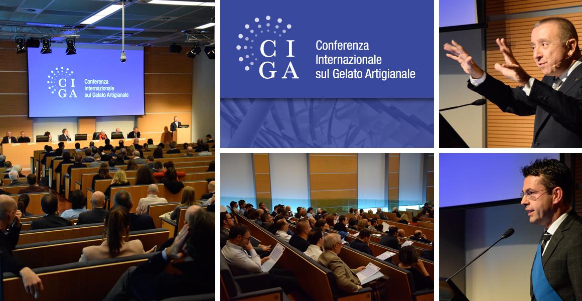 CIGA Conferenza Italiana Gelato Artigianale