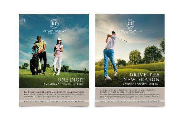 Golf Club Castello Tolcinasco